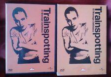 Dvd Trainspotting  El montaje definitivo  2 Discos + Poster