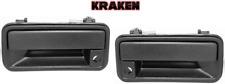 Kraken Metal Outside Door Handles For 95-98 Chevy GMC Truck Tahoe Front Pair