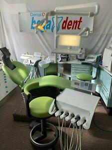 RABATT !!! Sirona C2, generalüberholte Behandlungseinheit, Dental