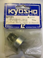 VINTAGE # GT21 KYOSHO Clutch Bell(For 2 Speed)/NEW IN BAG