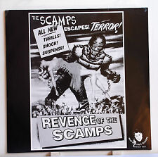 LP The Scamps - Revenge Of The Scamps