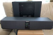 Vintage ONKYO PHC-5 Virtual Surround Sound Unit With PHC-5SW Subwoofer