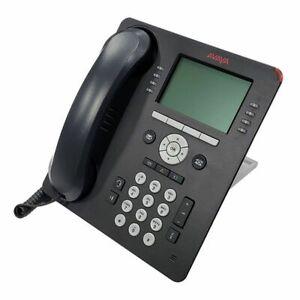 Lot of 4x Avaya 9608G 700505424 IP Gigabit Business Office Telephone Phone Units
