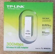 TP-Link TL-WN821N USB 2.0 USB Wireless Adapter
