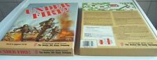 C64: under Fire-Avalon Hill game 1985