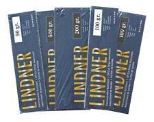 Lindner W11000 Klemmstreifen-Kiloware: 1.Wahl - 1000 g-kristallklar