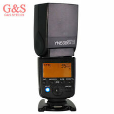 Yongnuo YN568EX III Master & Slave TTL HSS Flash Speedlite with HSS for Canon