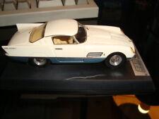 FERRARI 410 S.A SUPERFAST Paris Exhibition1956 1/43 BBR40 BBR MODELS