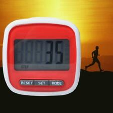 Active 3D Pedometer Movement Calorie Waterproof Digital Counter with Clip