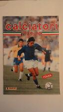 ALBUM FIGURINE PANINI CALCIATORI annata 1989-90