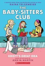Kristy's Great Idea: Full-Color Edition (The Baby-Sitters Club Graphix #1): Full