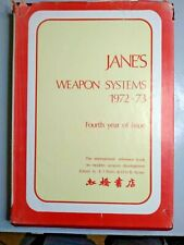 Book: Jane's Weapon Systems 1972-73 Edited by  Petty and Archer Excellent