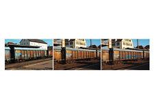 """Trix Minitrix 15994 Güterwagen-Set """"Holzhackschnitzeltransport"""" 3-teilig NEU OVP"""