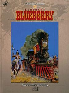 BLUEBERRY Chroniken Band 4 - 1. Auflage - Hardcover sehr gut / Z:1