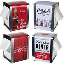 Coca Cola Servilleta Dispensador Servilletero cocina Bar Restaurant Fiesta Pre Lleno 100