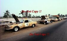 Mercedes-Benz 450 SLC Team Ivory Coast Rally 1979 Photograph 1