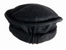 UNISEX ISLAMIC TALIBAN HAT AFGHANI WINTER WOOLEN CAP (FOLDEBLE PAKOL) FREE SHIP.
