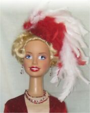 Ooak My Size Barbie Beautiful Marilyn Monroe Outfit No Doll.or jewelry
