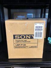 SONY LMP-P120 LMPP120 LAMP IN HOUSING