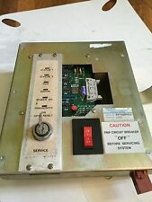 USED GOULD AS-9000-810 POWER SUPPLY STATUS DISPLAY ASSEMBLY,BOXYF