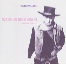 Miracle Mile - Walking John Wayne (Heroes and Misfits EP) [CD]