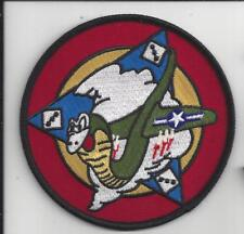 PATCH USAF 131st FIGHTER SQ FS HERITAGE MASSACHUSETTS AIR NATIONAL GUARD