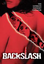 DVD: Back Slash, Kevin Campbell. Good Cond.: Kevin Campbell, Gretchen Akers, Tar