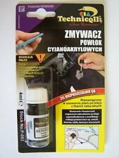 Cyanoacrylate Super Glue Remover Cleaner Universal 4ML High Quality New