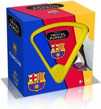 Hasbro 10315-Trivial Pursuit Bite. FC Barcelona- Más de 8 años- 2 jugadores