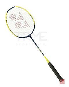 Yonex Nanoflare 370 Speed Badminton Racket - Yellow
