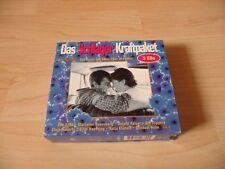 3 CD Box Schlager Kraftpaket: Roland Kaiser Heike Schäfer Gitte Haenning Nicole