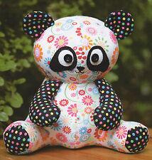 Pookie Panda-patrón de Costura Artesanía-Suave Juguete Peluche Animal Softie