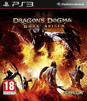 Dragon's Dogma: Dark Arisen (PlayStation 3) PS3 Game NEW