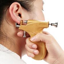 Profession Steel Ear Nose Navel Body Piercing Gun Jewelry  Earring Tool Kit Set