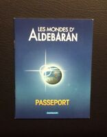 Les mondes d'Aldebaran Passeport. Dargaud