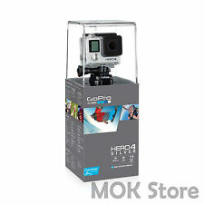 GoPro HERO4 Silver Edition Camcorder Built-in display Action Newest Cameras
