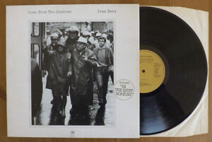 JOAN BAEZ - COME FROM THE SHADOWS - VINYL LP - 1972 - A&M (AMLH 64339)