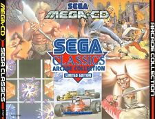 # arcade Collection-Sega Mega-CD/MCD gioco-TOP #