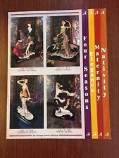G Armani Society New Introductions Advertising Bulletin - 1997