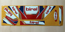 Birel style rotax radiator sticker kit-karting