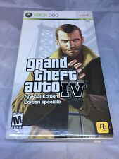 Grand Theft Auto IV Special Limited Edition Safe Deposit GTA 4 Xbox 360
