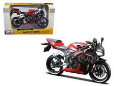HONDA CBR 600RR RED/BLACK 1/12 DIECAST MOTORCYCLE MODEL BY MAISTO 31154