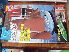 11µµ Revue RC Marine n°136 SUB 168 Silver Fish B.D.V