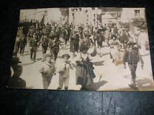 München 1922 Katholikentag Prozession Trachten