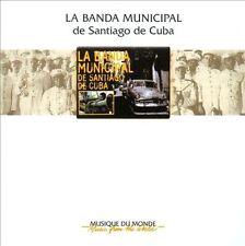Banda Municipal De Santiago De Cuba : Cuban Brassband CD