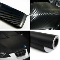 3D Carbon Fiber Texture Matte Grey Vinyl Car Wrap Sticker Decal Film Sheet DIY