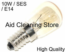 FRIDGE FREEZER 10W WATT LIGHT BULB E14 SES 240V VOLT FOR CHRISTMAS DECORATIONS