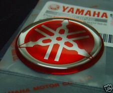 Yamaha Tuning Fork Stickers Decals 30mm Parts DT MX YZ YZF *GENUINE*