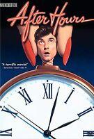 After Hours (Brand New DVD) Rosanna Arquette