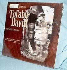 LD laserdisc Henry King TOL'ABLE DAVID Richard Barthelmess SILENT FILM